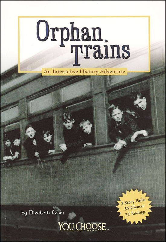 orphan trains cover